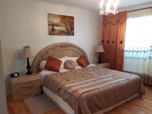 Three bedroom holiday apartment, Champlain