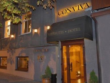 Conviva Hotel, Panevėžio