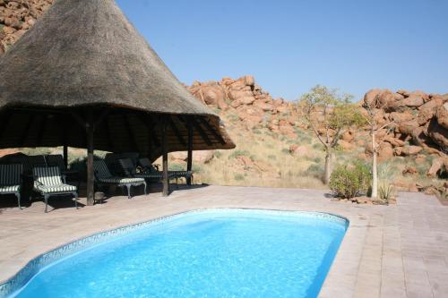 Namib Naukluft Lodge, Gibeon