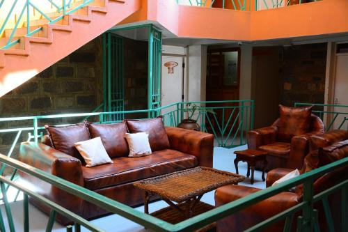 New Green Pastures Guest House, Turbo