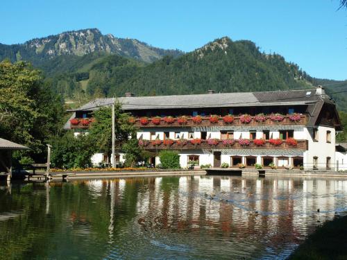 Wieselmuhle Forellenhof, Gmunden
