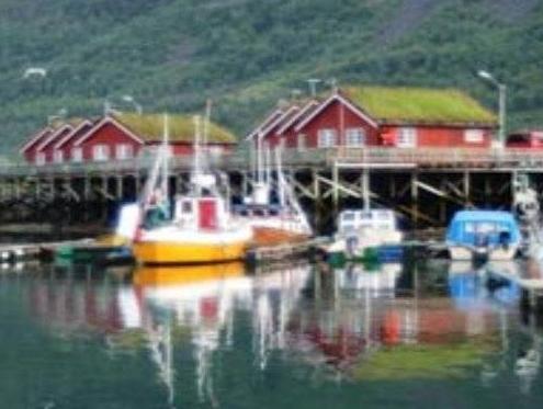 Manndalen Sjøbuer, Kåfjord