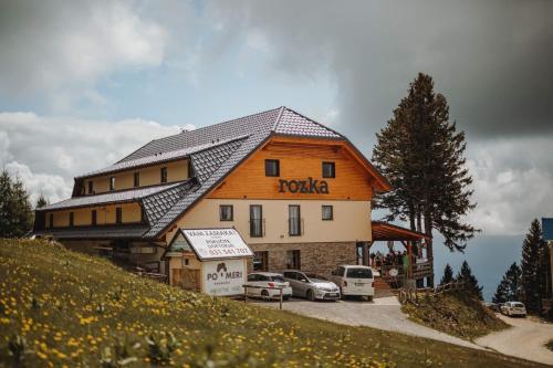 Hotel Rozka, Cerklje na Gorenjskem