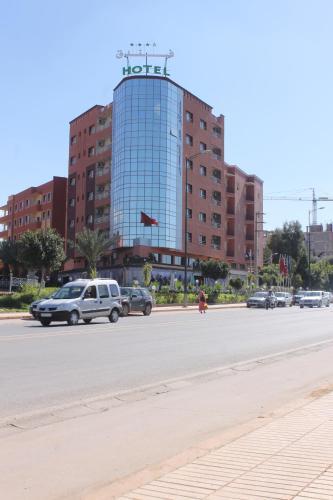 Hotel Hadaik Ain Asserdoune, Béni Mellal