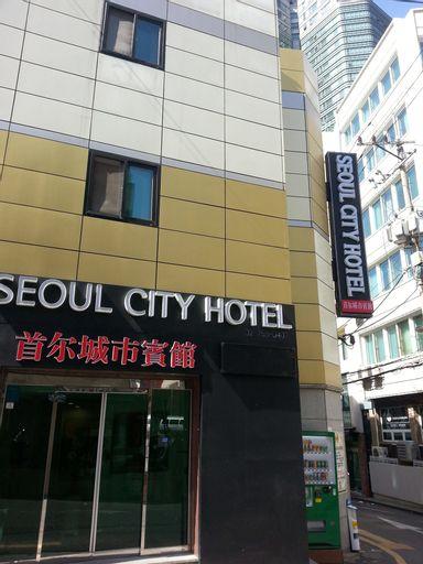 Seoul City Hotel, Jung