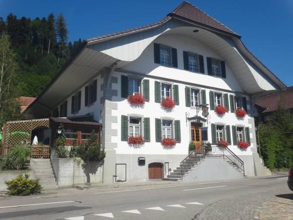Gasthof zum roten Thurm, Signau