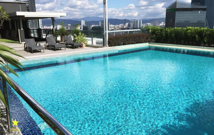 Bintang Fairlane Residence by KYZ HomeStay, Kuala Lumpur