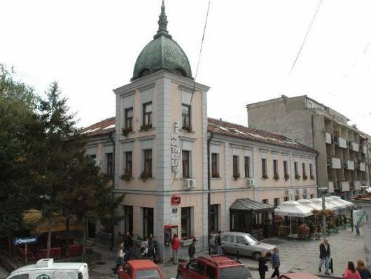 Hotel Zelengora, Kragujevac