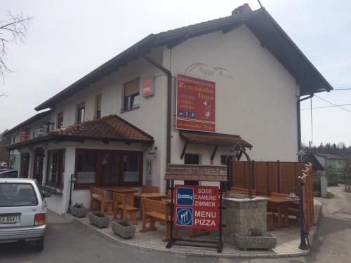 Guest house Okrepcevalnica Zemonska vaga, Ilirska Bistrica