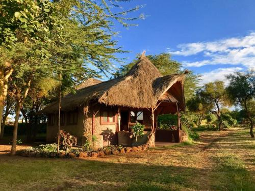 Amboseli Eco Camp, Kajiado South