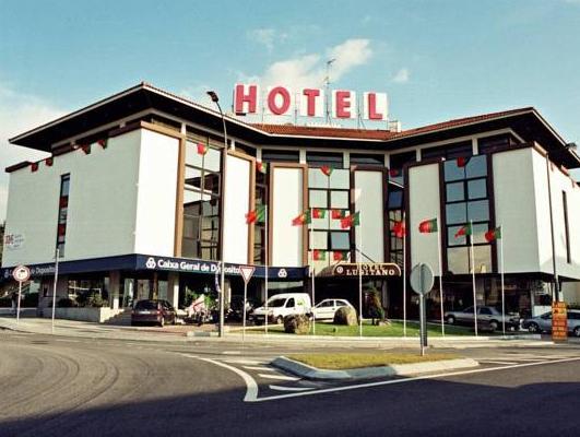 Hotel Lusitano, Almeida