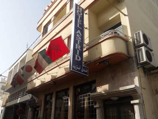 Hotel Astrid, Casablanca