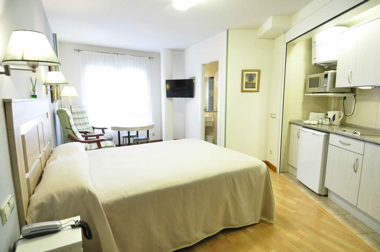 Hotel Apartamentos Aralso, Segovia