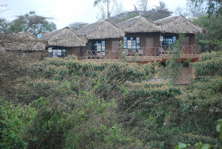 Osoita Lodge, Kajiado North