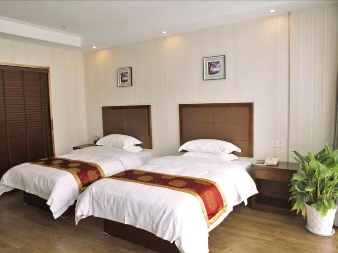 GreenTree Inn Nantong ChongChuan District ZhongNan Century City Express Hotel, Nantong