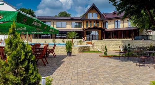 Green Garden Resort, Odobesti