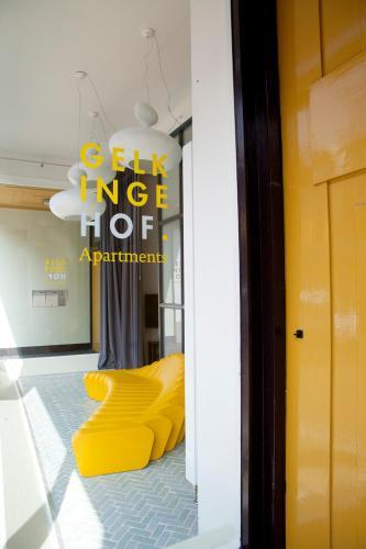 Gelkingehof Apartments, Groningen