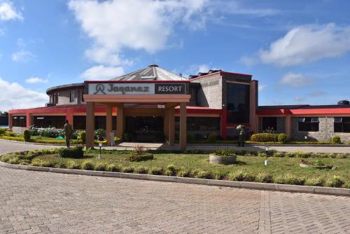 Jaqanaz Resort, Laikipia East