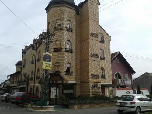 Garni Hotel St. George, Novi Sad