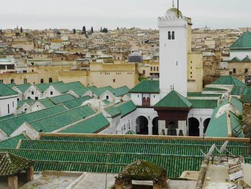 Dar Al Madina Al Kadima, Fès