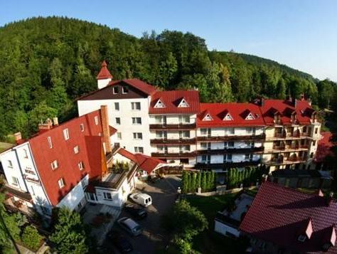 Hotel Konradowka, Jelenia Góra