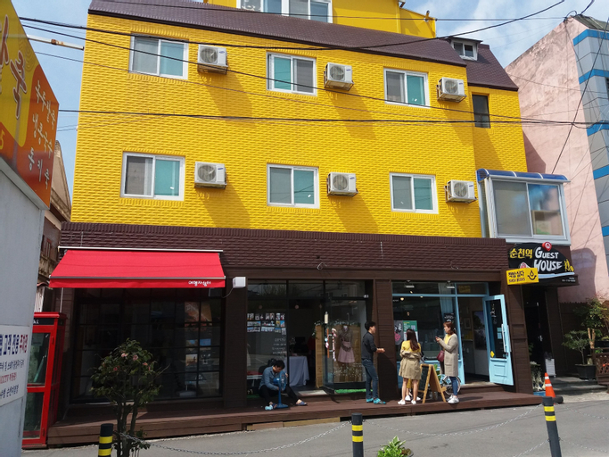 Suncheon Station Guesthouse - Hostel, Suncheon