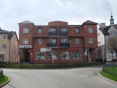 Hotel Krokus, Kamienna