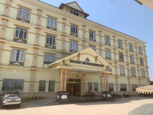 GP Holiday Hotel 国鹏酒店, Kaoh Thum