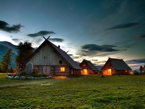 Viking Cabins - MIT FabLab - Solvik, Lyngen