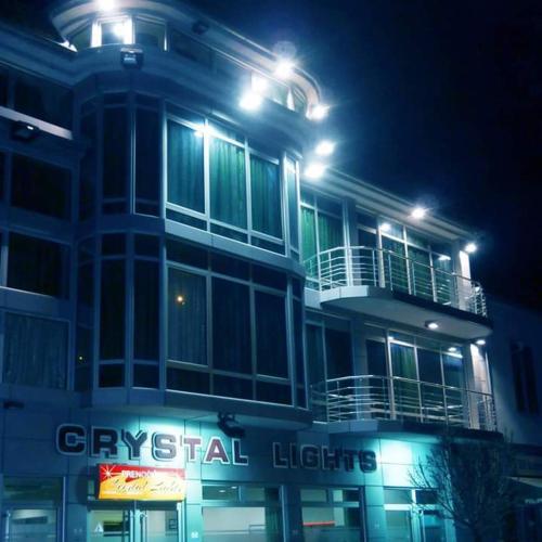 HOTEL Crystal Lights, Pirot