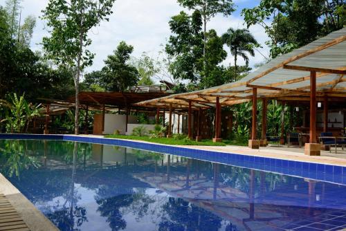 Itamandi Eco Lodge, Tena