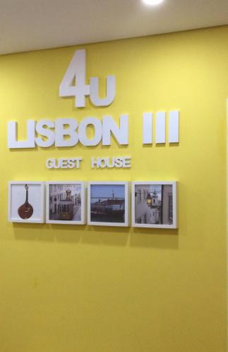 4U Lisbon III Guest House, Lisboa