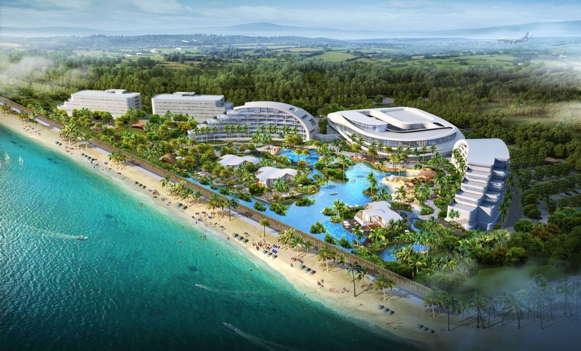 Fuzhou Seaview Fliport Resort, Fuzhou