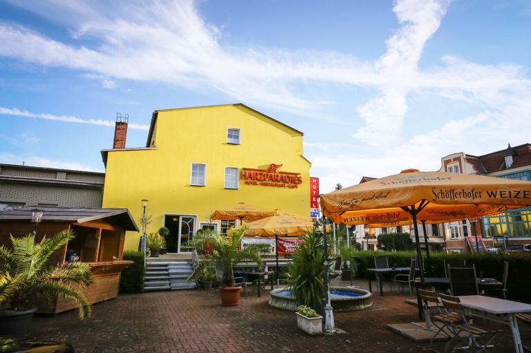 Hotel Restaurant Café Harzparadies, Nordhausen
