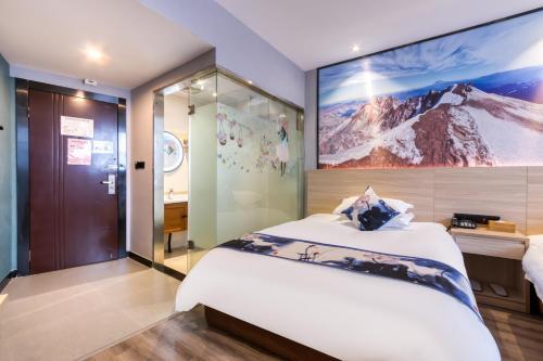 Xinhuating Business Hotel, Lishui
