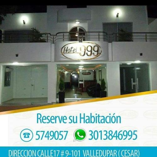 Hotel 999, Valledupar