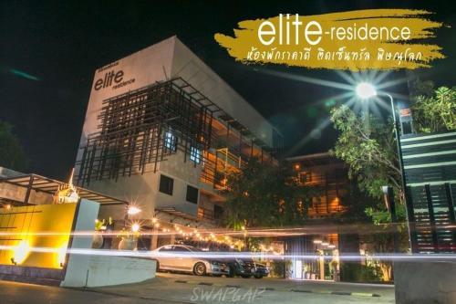 Elite Residence, Muang Phitsanulok