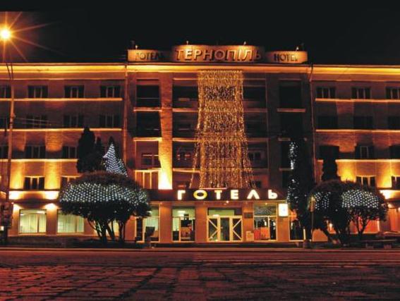 Hotel Ternopil, Ternopil's'ka