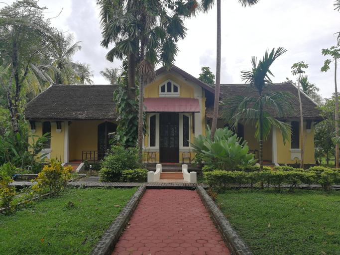 Sala Done Khone, Khong