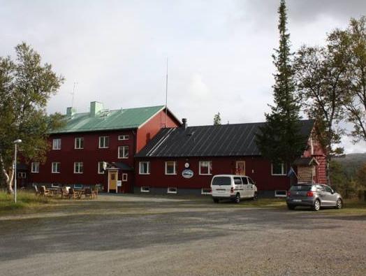 STF Storliens Fjallgard, Åre