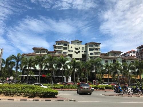 Nusantara Mattwaddien M.S, Kota Kinabalu
