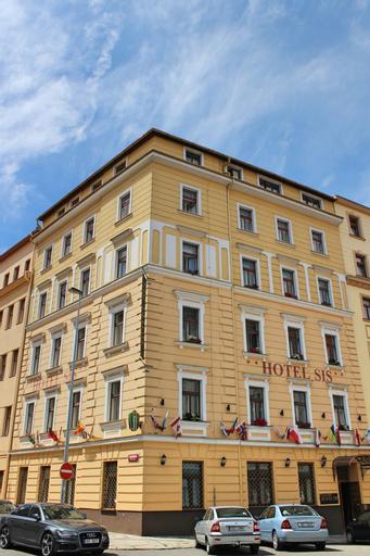 Gallery Hotel SIS, Praha 2