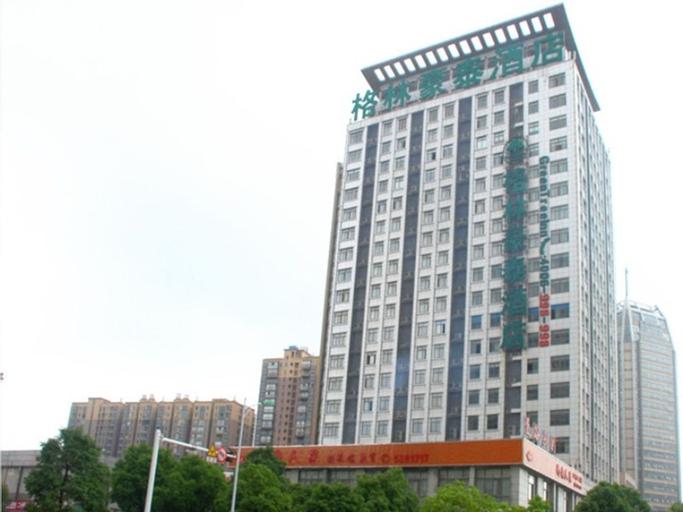 GreenTree Inn Chizhou Guichi District South Changjiang Road Express Ho, Chizhou