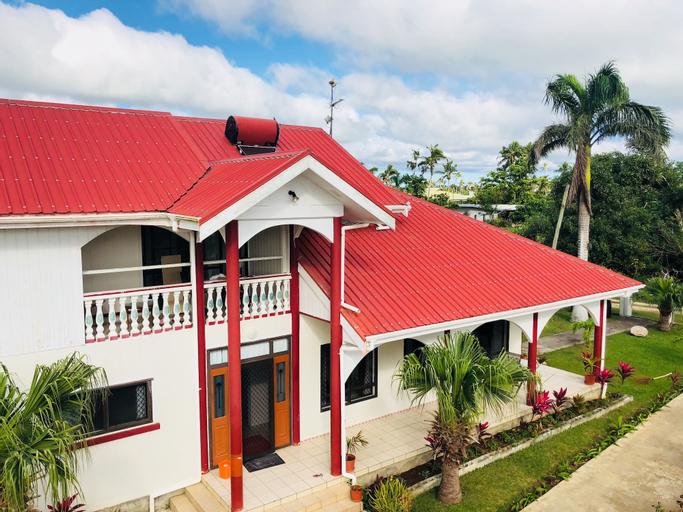 Tonga Holiday Villa,