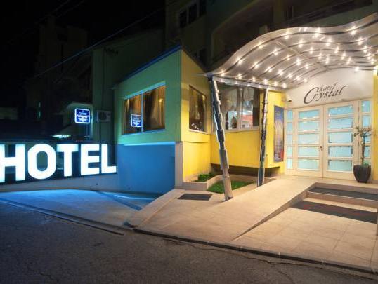 Garni Hotel Crystal, Kraljevo