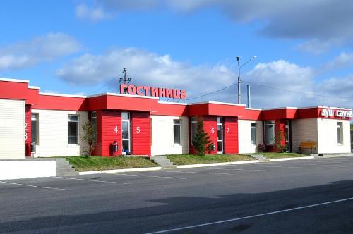 Motel Avtostop, Mokshanskiy rayon