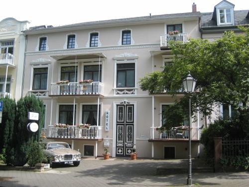 Hotel Villa Kisseleff, Hochtaunuskreis