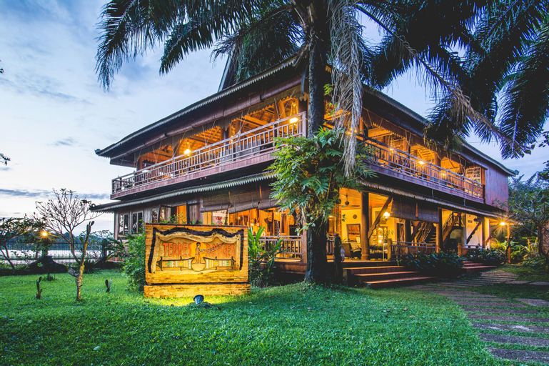 Terres Rouges Lodge, Ban Lung