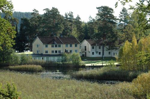 Solviken Tranas Hostel, Ydre