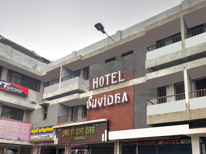 OYO 45443 Hotel Suvidha, Bilaspur